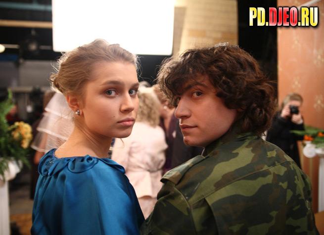 Папины дочки свадьбы даши и веника